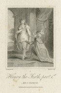 Henry the Sixth, part 1st, act 1, scene 6, page 549 [graphic] / Satchwell, del. ; Hopwood, sculp.