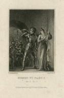 Henry VI, part I, act 2, sc. 3 [graphic] / T. Stothard R.A. ; Aug. Fox sc.