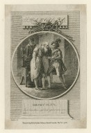 Henry VI, pt. 1: First lean thine aged back against mind arm, act 2, scene 5... [graphic] / Hamilton, del. ; Dambrun, sculp.