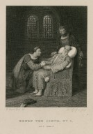 Henry the Sixth, pt. 1, act 2, scene 5 [graphic] / R. Westall R.A. del. ; Petr. Lightfoot sculp.
