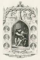 King Henry VI, first part [act II, scene 5] [graphic] / C. Geoffroy ; L. Dujardin, s.