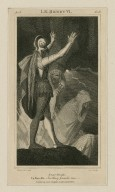 1. K. Henry VI, act 5, sc. 3, Enter fiends -- ... See! They forsake me [graphic] / [Henry] Fuseli R.A., del. ; Lee, sculp.