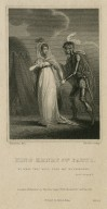 King Henry 6th, part 1, Be what thou wilt, thou art my prisoner ; act 5, scene 3 [graphic] / Thurson del. ; Rhodes sculp.