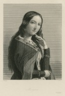 Margaret, [character in Shakespeare's] Henry 6th, part I [graphic] / J.W. Wright ; W. Holl.