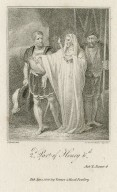 2d. part of Henry 6th, act 2, scene 4 [graphic] / R. Porter, del. ; J.J. Van den Berghe, sculp. 1800.