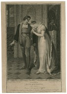 Second part of King Henry VI, act III, scene 2 [graphic] / W. Hamilton pinx. ; engraved by I. Taylor Junr.