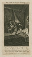 The death of Cardinal Beaufort ... [King Henry VI, part 2, act III, scene 3] [graphic] / Stothard, delt.