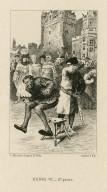 Henri VI, 2e partie [King Henry VI, pt. 2, act II, scene 1] [graphic] / L. Monziès d'après H. Pille.