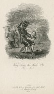 King Henry the sixth, pt. 3, act 1, sc. 3 [graphic] / painted by H. Brockendon ; engraved by J. Walker.