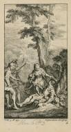 [King Henry VI, pt. 3, act I, scene 4 ...] [graphic] / H. Gravelot, inv. del et sculp.