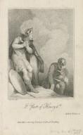 3d part of Henry 6th, act 2, scene 3 [i.e., scene 5] [graphic] / R. Porter, del. ; J.J. Van den Berghe, sculpt. 1800.