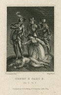 Henry 6, part 3, act 5, sc. 5 [graphic] / T. Stothard R.A. ; Aug. Fox sc.