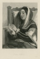 Queen Katherine, [character in Shakespeare's] Henry 8th [graphic] / J.W. Wright ; W.H. Mote.