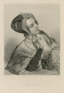 Anne Bullen, [character in Shakespeare's] Henry 8th [graphic] / J.W. Wright ; B. Eyles.