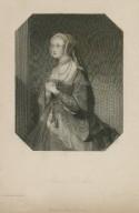 Anne Bullen. [character in Shakespeare's] Henry VIII... [graphic] / J. Bostock ; Knight.
