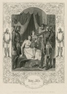 King John, act 3 sc. 1 [Constance, Arthur & etc.] [graphic] / engraved by F.F. Walker ; from the original painting by E.H. Corbould.