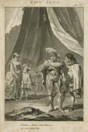 King John, act 3 [sc.2] K. John: Hubert throw thine eye on yon young boy [graphic].