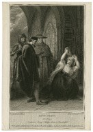 King John, act 3, scene 4, Constance, King Philip, Lewis, & Pandolph [graphic] / painted by R. Westall R.A. ; engraved by Anker Smith.