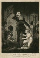 Prince Arthur and Hubert, Shakspeare [King John, IV, 1] [graphic] / [James Northcote] ; engraved by T. Lupton.