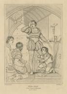 Prince Arthur and Hubert, Shakspeare [King John, IV, 1] [graphic] / [James Northcote] ; Starling, sc.