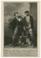 King John, act 4, scene 3, Arthur, Pembroke, Salisbury & c. [graphic] / painted by R.K. Porter ; engraved by Isaac Taylor.
