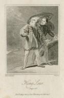 King Lear, page 946 [III, 4] [graphic] / Stothard R.A. del. ; Plall [i.e. Platt] sc.