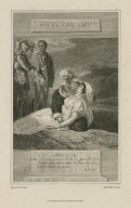 ... King Lear, Lear: O, she is gone for ever! ... Act V sc 3 [graphic] / drawn by Thurston ; engrav'd by Armstrong.