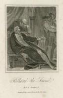 Richard the Second, act 2, scene 1, [John of Gaunt, etc.] [graphic].
