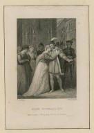 King Richard IInd, King Richard: Weep thou for me in France, act V, sc. 1 [graphic] / J.M. Wright ; W. Chevalier.