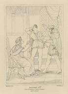 King Richard II ... act V, scene II [two engravings after the same original] [graphic] / original artist, William Hamilton ; Starling sc.