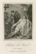 Richard the Second, act 5, scene 5 [graphic].
