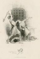 King Richard 2nd, act 5, sc. 5 [graphic] / [Joseph Kenny Meadows].