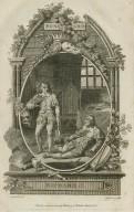 Richard II, act V, sc. 4 [i.e. 5] [graphic] / Corbould del. ; Grignion sculp.