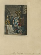 Death of Richard II [V, 5, two scenes after the same original] [graphic] / J. Rogers [sc.] ; Francis Wheatley.