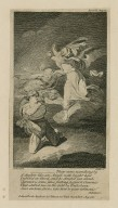 Then came wand'ring by a shadow like an angel ... [etc., King Richard III, I, 4] [graphic] / Stothard del. ; Blake sc.