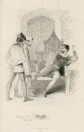 Clarence: how darkly and how deadly dost thou speak!...[etc] Richard 3rd, act 1 sc.4 [graphic].