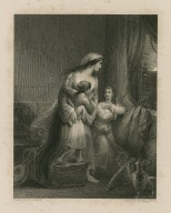 [Richard III, act II, sc. 1, i.e. 2] [graphic] / painted by H. Corbould ; engraved by Henry Rolls.