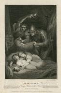 King Richard the Third, act IV, scene III [graphic] / Northcote del. ; engrav'd by Jas. Heath.