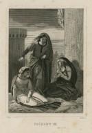 Richard III, acte 4 s.IV [graphic] / L. Boulanger invt. ; Réville sc.
