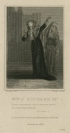 King Richard IIID, [Q. Eliz.]: Ah, my poor princes! Ah, my tender babes! My unblown flowers ; act 4, scene 4 [graphic] / Thurston del. ; Rhodes sculp.