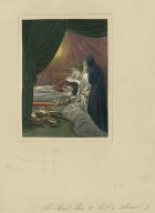 Richard III, act 5, sc. 3, Despair and die [graphic] / Stothard del. ; Sharpe sc.