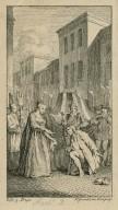 [Richard III, I, 2, Richard & Lady Anne] [graphic] / H. Gravelot del & sculp.