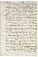 Autograph letter signed from John Donne to Sir George More [manuscript], 1601/1602 March 1.