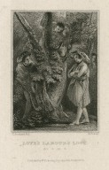 Love's labour's lost, act 4, sc. 3 [graphic] / T. Stothard, R.A. ; A. Fox sc.