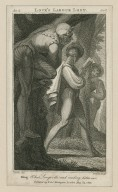 Love's labour lost, act 4, sc. 3 ... What, Longaville! and reading; listen ear [graphic] / [Henry] Fuseli, del. ; [J.] Dadley, sculp.