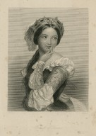 Princess of France, [character in Shakespeare's] Love's labour lost [graphic] / J.W. Wright ; W.H. Mote.
