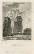 Macbeth [act I, scene 3] [graphic] / Thurston, delt. ; Vandenberghe, sc.