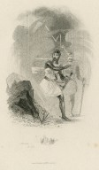 Macbeth, act 1, scene 3... All hail, Macbeth! that shalt be king hereafter [graphic] / [Joseph Kenny Meadows].