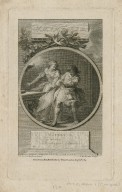 Mackbeth. I'll go no more. Look on't again... act I, scene 2. [i.e., act II, scene 2] [graphic] / P. I. de Loutherbourg Invenit. ; F. Bartolozzi sculpt.