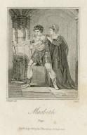 Macbeth, page 368 [act II, scene 2] [graphic] / Thurston, del. ; Platt, sc.